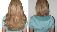 Як наростити волосся в домашніх умовах швидко і просто