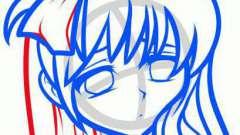 Як намалювати сумне обличчя олівцем: поетапна інструкція