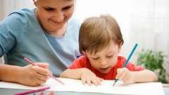 Як навчити дитину тримати олівець правильно: поради батькам