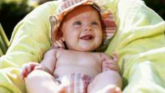 Як одягати новонародженого влітку і який одяг буде найзручнішою