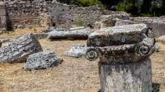Як організувати незабутню подорож і що можна привезти з греції
