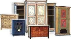Як відреставрувати старі меблі в домашніх умовах: поради