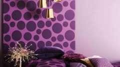 Як підібрати комбіновані шпалери для спальні