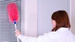 Як помити жалюзі: секрети чистоти