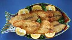 Як посмажити рибу на сковороді. Спробуйте нові рецепти