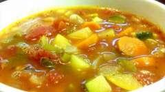 Як приготувати в мультиварці овочеве рагу: рецепти