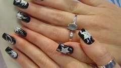 Як самому наростити нігті в домашніх умовах