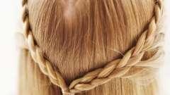 Як зробити швидкі зачіски в школу