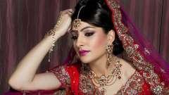 Як зробити індійський макіяж: інструкція, фото