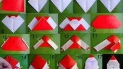 Як зробити з паперу прикраси? Шаблони, інструкції
