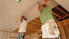 Як зробити монтаж стелі з гіпсокартону своїми руками