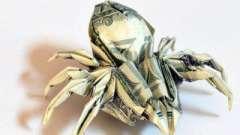 Як зробити павука з паперу своїми руками?