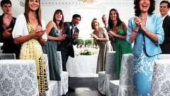 Як зробити подання гостей на весіллі