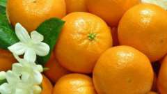 Як зберегти мандарини до нового року в свіжому вигляді