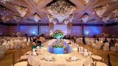 Як створити оригінальне оформлення залів на весілля?