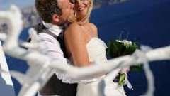 Як влаштувати весілля в грецькому стилі? Весілля за сценарієм