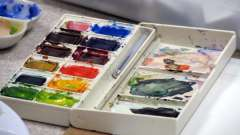 Як в малюванні використовувати гуаш: майстер-клас по роботі з фарбою