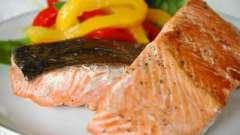 Як смачно запекти червону рибу в духовці