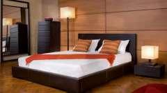 Як вибрати набір меблів для спальні