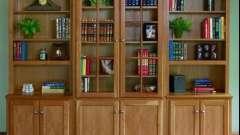 Як вибрати шафи книжкові?