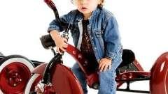 Як вибрати велосипед малюкам?