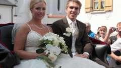 Як вийти заміж за німця
