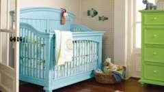 Яка буває меблі для новонародженого? Правила вибору меблів для новонародженого