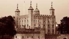 Які секрети зберігає тауер в лондоні?