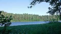 Яке найглибше озеро білорусі? Короткий опис