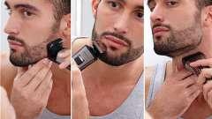 Якою має бути бритва для бороди: поради щодо вибору та огляд виробників. Тример для стрижки бороди