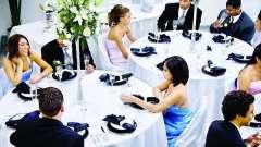 Який же вибрати конкурс на весілля за столом?