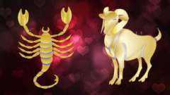 Яка любовна і духовна сумісність барана і скорпіона?