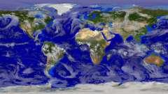 Яка причина руху повітря в атмосфері