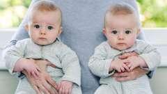 Яка ймовірність народження близнюків? Від чого залежить народження близнюків?