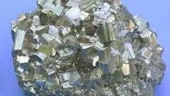 Камінь пірит: таємниці, магічні властивості