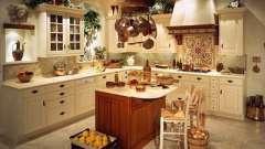Кантрі-кухня - простота і природність
