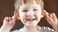 Краплі від пробок у вухах (для дітей і дорослих): огляд