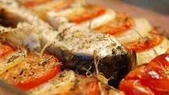 Карасі в фользі в духовці - швидко, смачно і корисно!