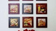 Картини для кухні як спосіб урізноманітнити інтер`єр