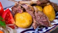 Казан-кебаб: рецепт, особливості приготування, інгредієнти