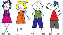 Кінезіологічні вправи для дошкільнят. Кінезіологічні вправи для дітей