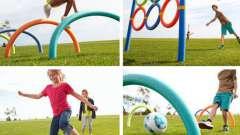 Класифікація рухливих ігор. Сюжетні і безсюжетні рухливі ігри для дошкільнят