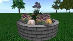 Клумба з цегли: своїми руками облаштовуємо квітник