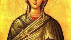 Коли святкує день ангела марія? Іменини марии