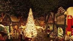 Коли в німеччині святкують різдво христове?