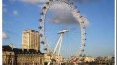Колесо огляду в лондоні як символ нового тисячоліття і пам`ятка тисячолітнього міста