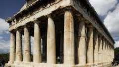 Колиска європейського античного мистецтва - релігія давньої греції