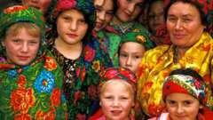 Комі - народ півночі. Традиції, культура, звичаї