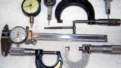 Контрольно-вимірювальні інструменти і прилади: види і принцип дії