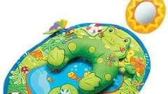 Килимок для дитини: займіть його корисної грою
